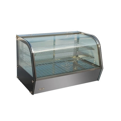 FED HTH160 Bellevista Heated Display - 160 Litre