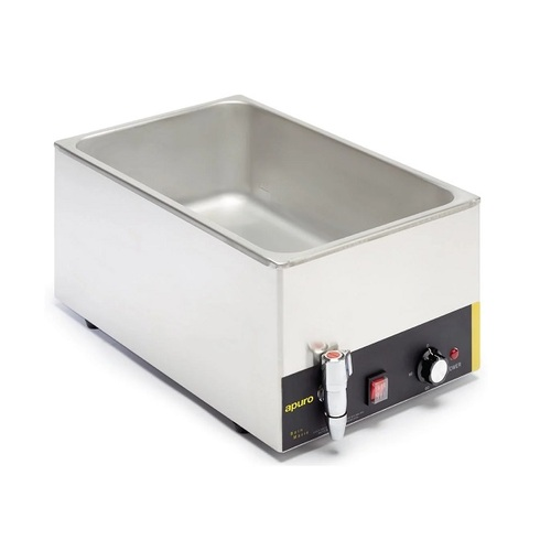 Apuro L310-A Bain Marie with Tap (without Pans)