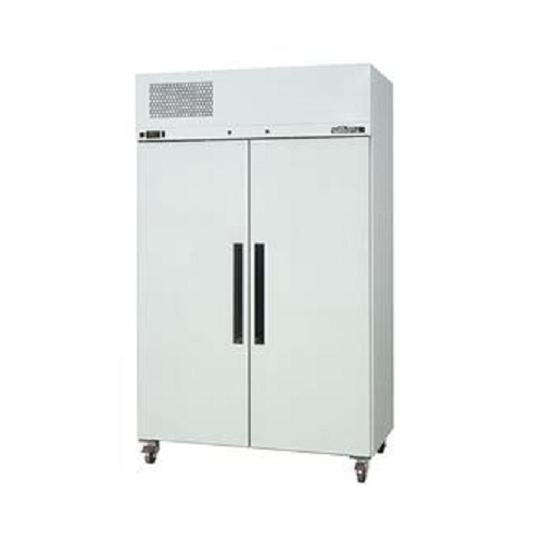 Williams LPS2SDCB Pearl Star Upright Freezer - Solid 2 Door