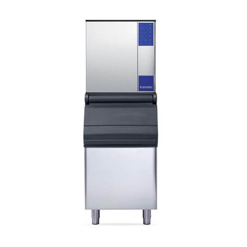 Icematic M132-A High Production Ice Machine - Full or Half Dice