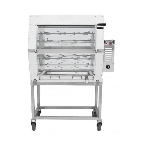 Semak M18 Manual Electric Rotisseries
