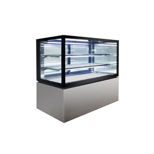 Anvil NDSV3740 Square Glass Cake Display