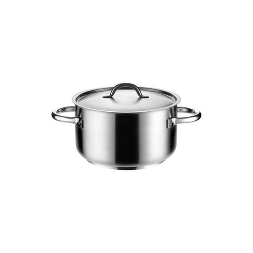 Boiler / Saucepot With Cover 280x175mm / 10.2Lt 18/10 Stainless Steel