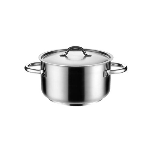 Boiler / Saucepot With Cover 320x190mm / 15.2Lt 18/10 Stainless Steel