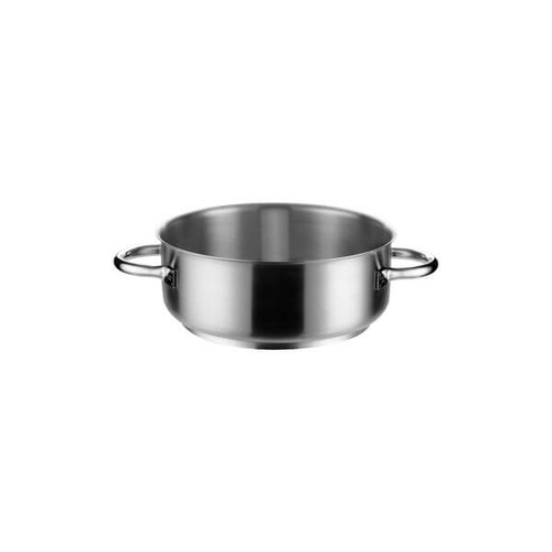 Casserole 320x125mm / 10.0Lt 18/10 Stainless Steel