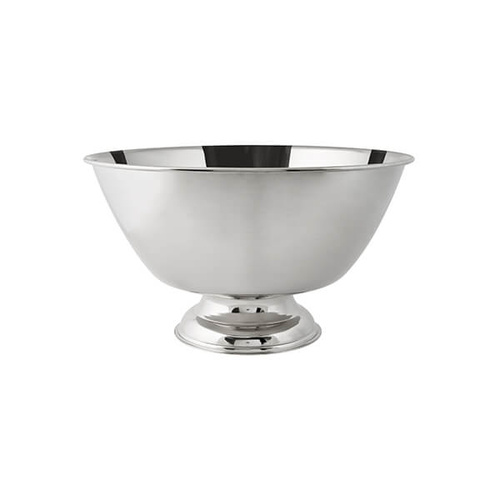 Pujadas Champagne Cooler / Punch Bowl - Mirror Polished 400x245mm / 13.0Lt - 18/10 Stainless Steel