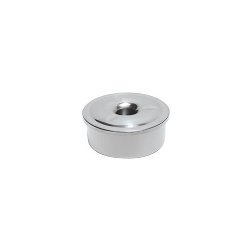 Pujadas Outdoor Ashtray 110mm Stainless Steel