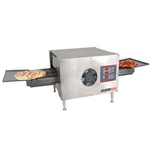 Anvil POK0004 Conveyor Pizza Oven; 3Phase