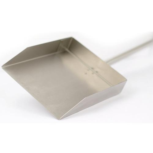 Regina Pizza Shovel Head and Handle - Stainless Steel