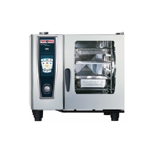 Rational SCC5S61G Gas Combi Oven
