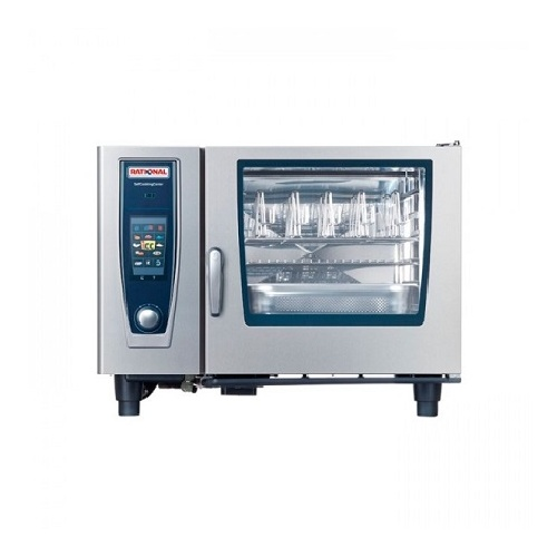 Rational SCC5S62G Gas Combi Oven