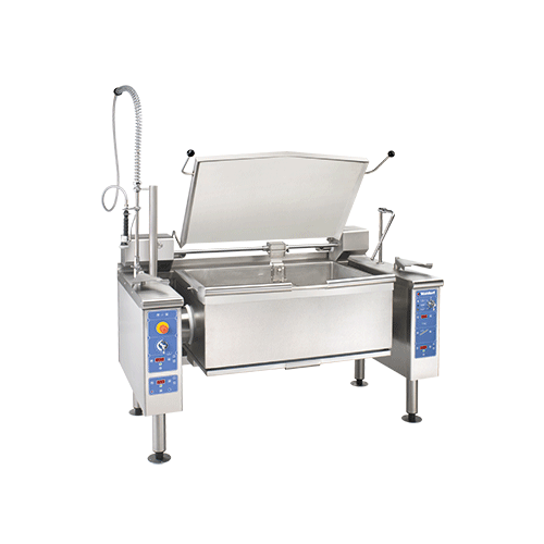 Waldorf SMB60E Multi RM - Electric Tilting Bratt Pan - With Mixer & Scraper