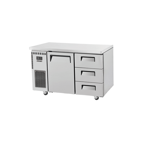 Skipio SUR12-3D-3 Undercounter Chiller 1 Door & 3 Drawers