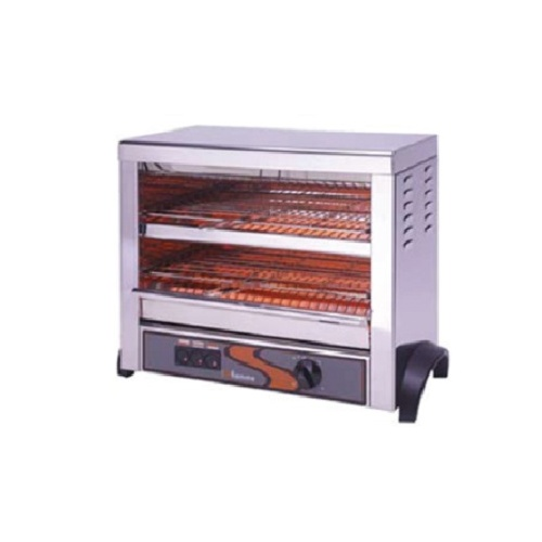 Sammic Fiamma TRS 30.2 Double Horizontal Loading Electric Toaster