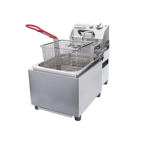 Woodson W.FAS80 8L Auto Pan Fryer